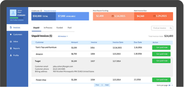 Survive a Cash Crunch With QuickBooks Funding Apps