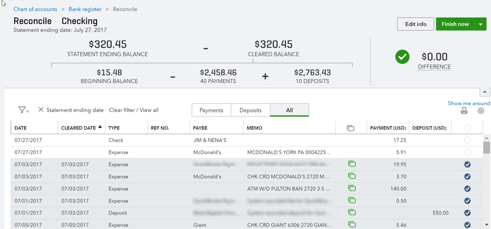 Jo King's Guide to Easy Bank Reconciliation in QuickBooks Online